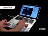 KORG nanoSERIES 2 Slim-line USB-MIDI Controllers (nanoPAD2, nanoKEY2, nanoKONTROL2) Video Overview