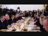 Переговоры С.Лаврова и Министра иностранных дел ФРГ Х.Мааса