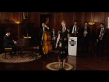 Somebody That I Used To Know - Vintage 40s Big Band Gotye Cover ft. Hannah Gill ( PostModern Jukebox)