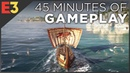 Assassin's Creed Odyssey 4K GAMEPLAY Naval Combat Dialogue Choices Multiple Characters