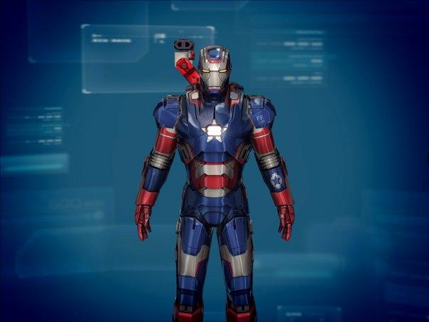Скачать Железный Человек 3 для android