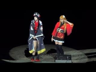 AnimaniA 2014 Kirino Kosaka, Kuroneko - Ore no Imouto ga Konna ni Kawaii Wake ga Nai Cosplay Defile