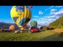 Парад воздушных шаров в Румынии.