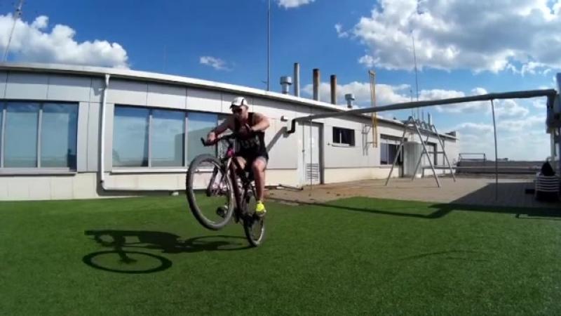 Outdoor Cycle с Владом Меркуловым в фитнес-центре Premium