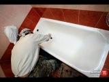 Реставрация чугунной ванны Очень интересно