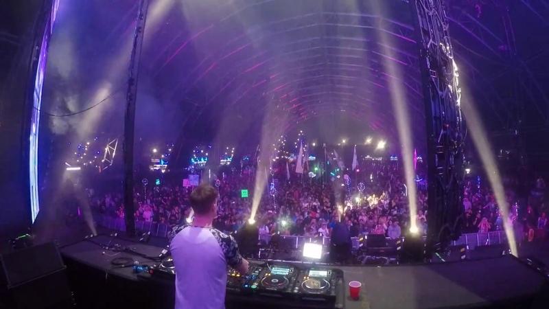 Bryan Kearney live at Dreamstate So Cal 2018 HD video set
