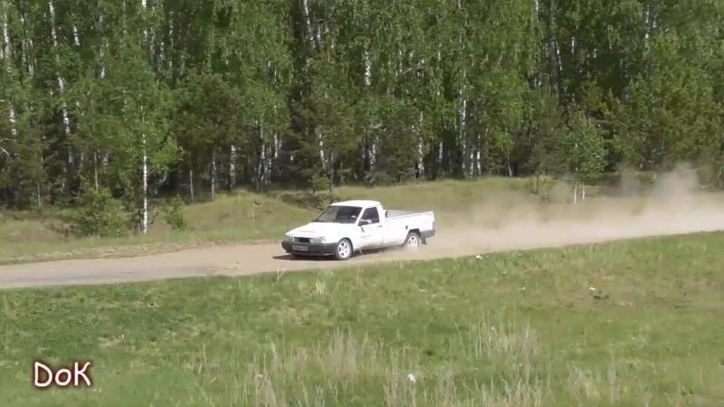 3й этап RSC по ралли-спринту Смирнов А. Булыгин С.