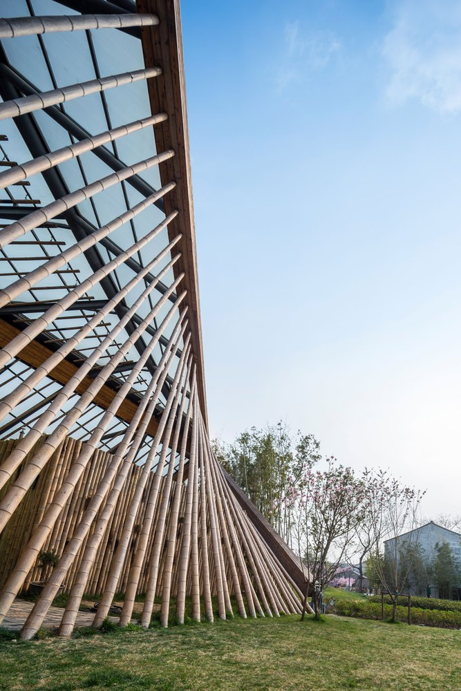 New Pastoralism Lecture Hall / SYN architects