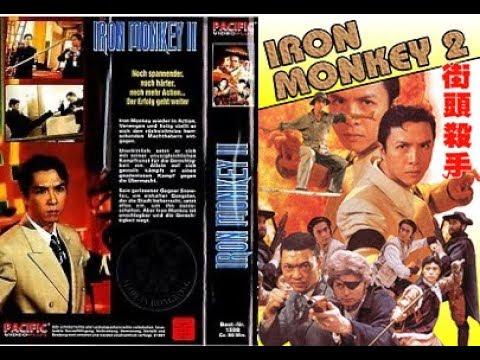 Iron Monkey 2 - Donnie Yen, Billy Chow, Wu Ma, Alan Lee, Yuen Man, (1996)