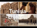 Vlog #5 Tunisia/путешествие в город El Jem/