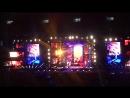Концерт Imagine Dragons - Rise Up! Москва, Лужники 2018