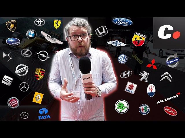 ¿Cómo se pronuncian las marcas de coches | How to pronounce car brand names | Coches.net