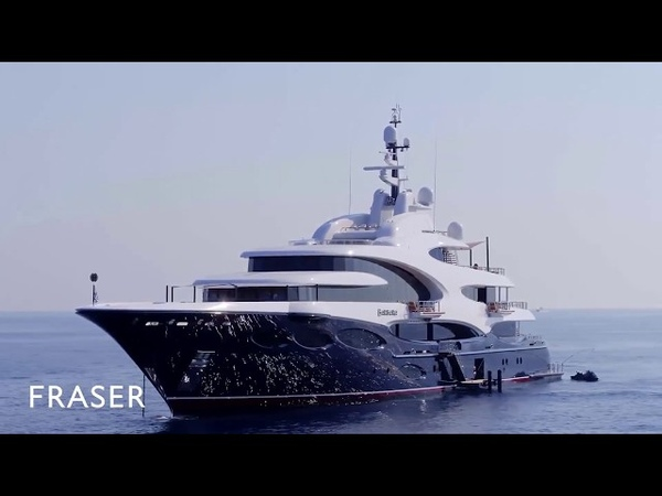 Super Yach Barbara 89m by Oceanco and Sorgiovanni Design 2017