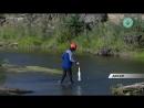 Концентрация ила и взвешенных веществ на реке Вилюй снизилась