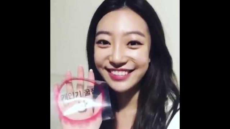 170821 sbsyoungstreet - Instagram Video feat. Sumin