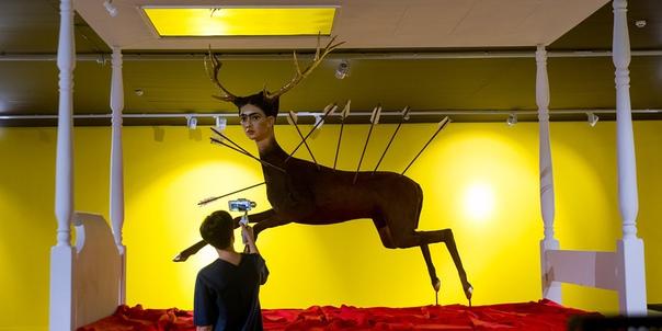 В Москве проходит масштабная выставка Кало и Риверы