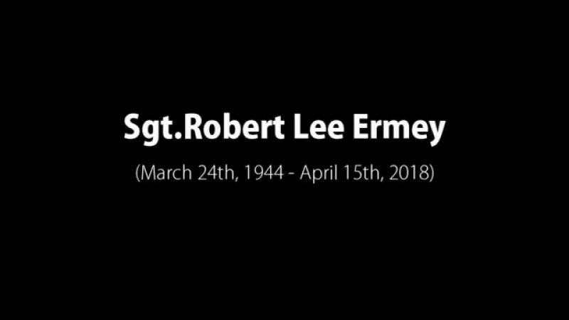 R Lee Ermey
