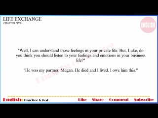 Learn English Through Story ★ Subtitles_ Life Exchange (Elementary)
