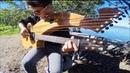 Simple Man Lynyrd Skynyrd Harp Guitar Cover Jamie Dupuis