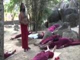 Озен Раджниш - медитация кундалини 3-3 (титры будут позже)