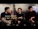 [TBSubs] Интервью MovieMovie с кастом Maze Runner: The Death Cure (Дилан, Томас, Ки Хон) (рус.саб)
