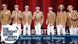 The Ragtime Gals Buddy Holly (w Weezer)