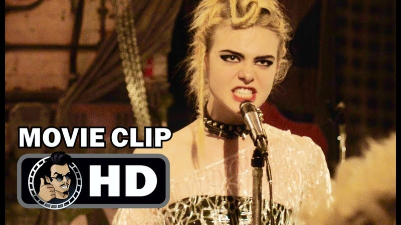HOW TO TALK TO GIRLS AT PARTIES Movie Clip - Eat Me Alive (2018) Elle Fanning Sci-Fi Comedy Movie HD