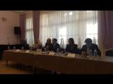 Встреча депутата ГосДумы М.В.Романова с дольщиками Дома у озера