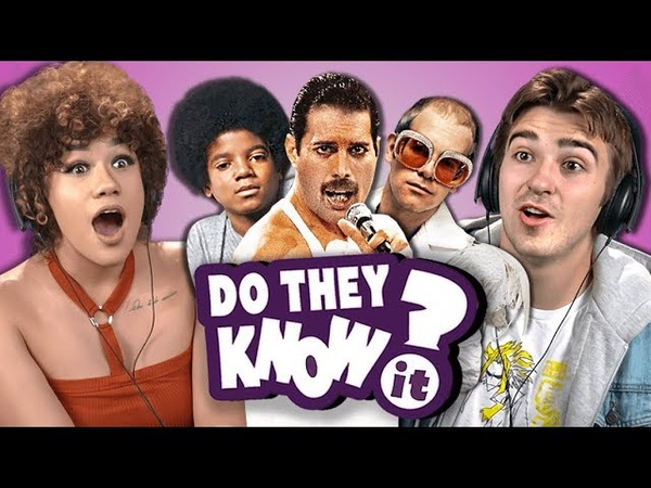 Do College Kids Know 70s Music? (Queen, Jackson 5) | React: Do They Know It?