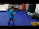 Первые успехи Роберта в каратэ