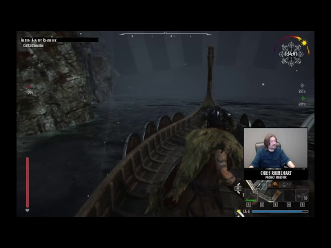 Разработчики показали Rune в прямой трансляции