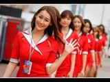 Северная Корея. Концерт корейских красавиц (музыка, женский ансамбль)