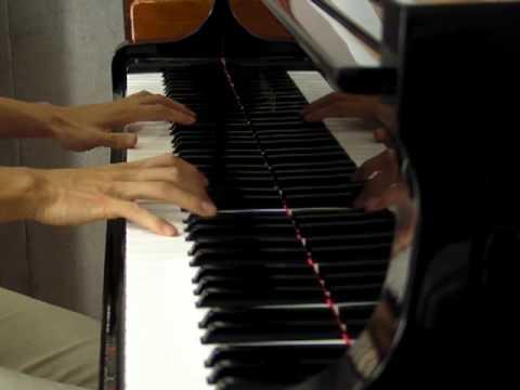 Tempest Beethoven Piano Sonata no.17 d minor op.31-2 3rd movement テンペスト第3楽章