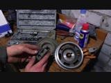 Ваз 16V установка ремня ГРМ, замена маслонасоса, о датчике коленвала