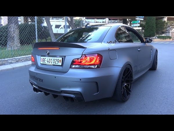 The BEST BMW Engine SOUNDS Ever!!