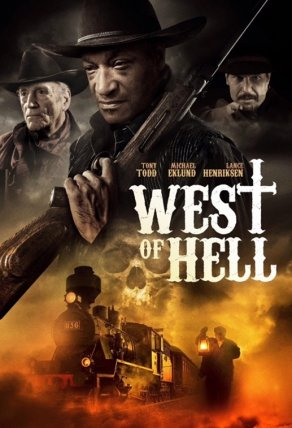 Холодный спуск (West of Hell) 2018 смотреть онлайн
