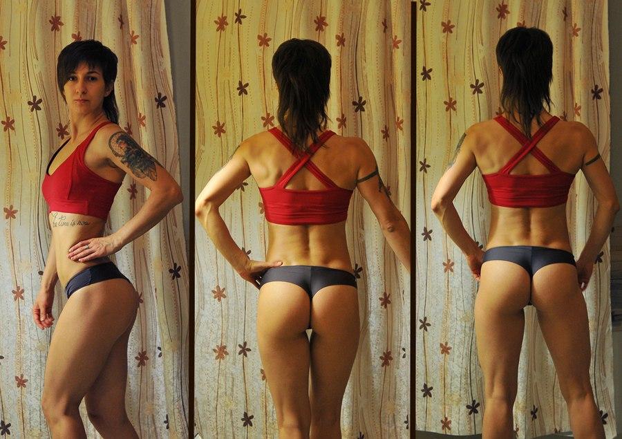 Красивая женская фигура с зади 0 фотография