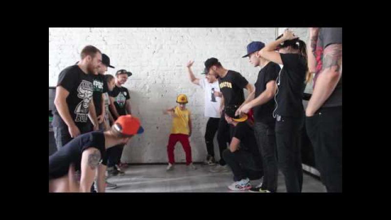 Лучшие выходы Baby Puncher на K1L TOURNAMENT 3 ч.1
