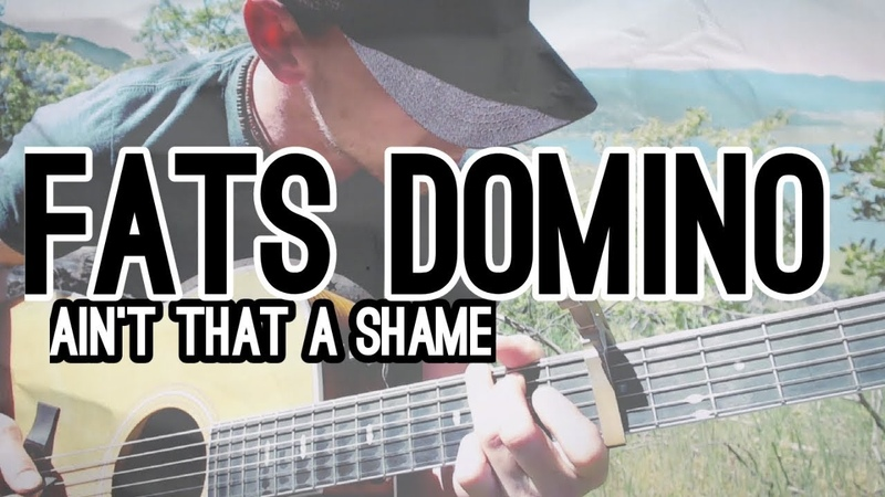 Fats Domino | Ain't That A Shame | Acoustic Country / Hawaiian Cover | Bill Jones Music
