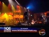 Justin Bieber SOS Saving Ourselves Help For Haiti Telethon