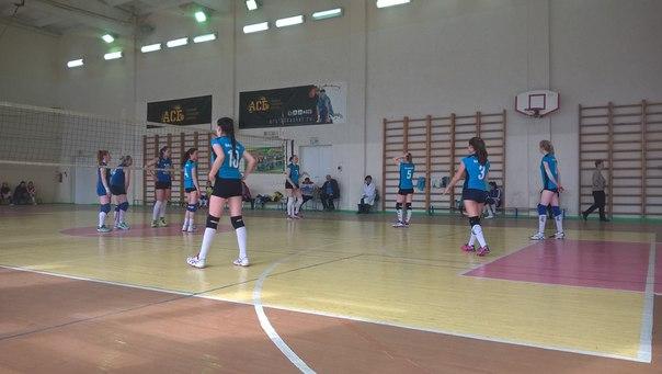 Волейбол. Женщины в полуфинале выиграли у команды Ярского ра