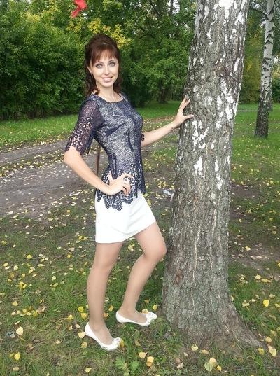 Кристина Некрасова, 14 июня 1989, Ефремов, id5388079