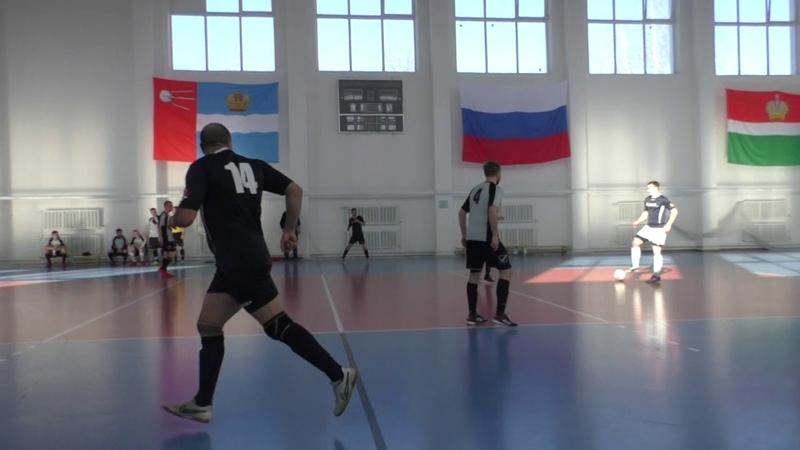 ФК «Импульс СПЗ» - ФК «Лир» - 2 тайм