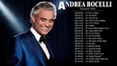 Andrea Bocelli Greatest Hits - Andrea Bocelli Best Songs 2018