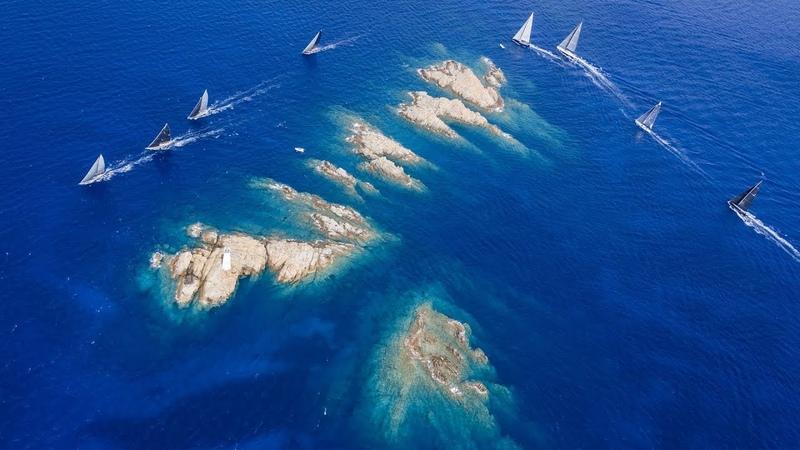 2018 Maxi Yacht Rolex Cup – Highlights