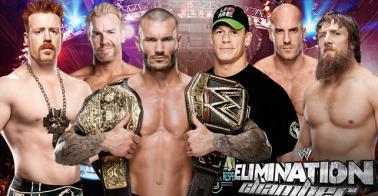 Кто станет Чемпионом Мира WWE в тяжелом весе?