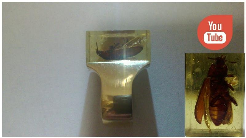 Кольцо из гайки мавзолей таракана