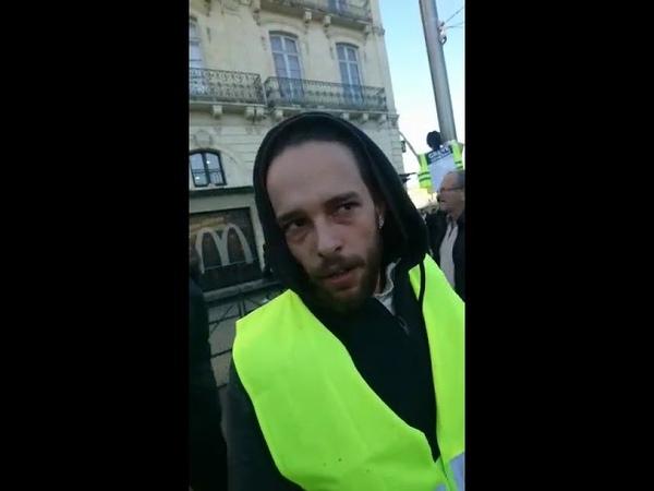 Montpellier. Un antifa reconnait les violences contre les patriotes