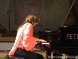 Концерт Ренары Ахундовой (Renara Akhoundova) в Риге. Фрагмент-1