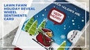 Lawn Fawn Oh What Fun Holiday Reveal Wheel Video